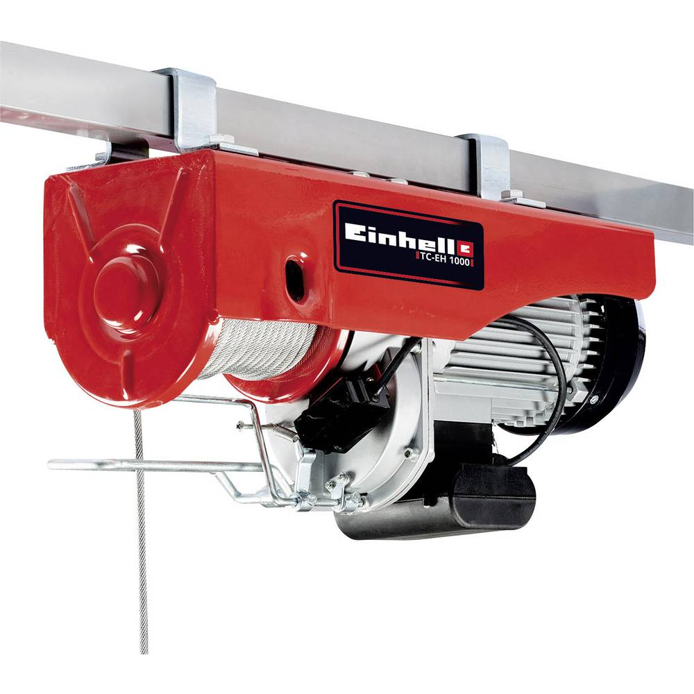 Einhell 2255160 dvigalo z žično vrvjo TC-EH 1000 nosilnost: 999 kg