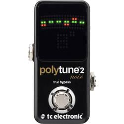 Gitarrstämmare TC Electronic Polytune 2 Noir Svart