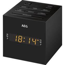 AEG MRC 4150 radijska ura ukw usb črna