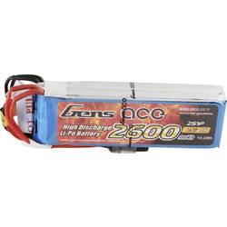 Gens ace LiPo akumulator za oddajnike modelov 7.4 V 2600 mAh Število celic: 2 Mehka torba Futaba
