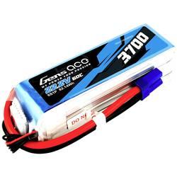 Gens ace LiPo akumulatorski paket za modele 22.2 V 3700 mAh Število celic: 6 60 C Mehka torba EC5