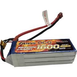 Gens ace LiPo akumulatorski paket za modele 11.1 V 1600 mAh Število celic: 3 40 C Mehka torba T-priključni sistem