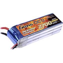 Gens ace LiPo akumulatorski paket za modele 11.1 V 2700 mAh Število celic: 3 25 C Mehka torba XT60