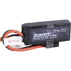 Gens ace LiPo akumulatorski paket za modele 7.4 V 2200 mAh Število celic: 2 50 C Mehka torba XT60