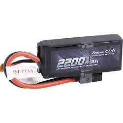 Gens ace LiPo akumulatorski paket za modele 7.4 V 5000 mAh Število celic: 2 50 C Mehka torba XT90
