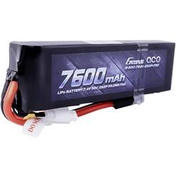 Gens ace LiPo akumulatorski paket za modele 7.4 V 7600 mAh Število celic: 2 50 C Mehka torba XT90