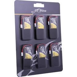 LiPo akumulatorski paket za modele 3.7 V 350 mAh Broj ćelija: 1 30 C Tattu Softcase Molex utikač