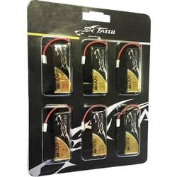 LiPo akumulatorski paket za modele 3.7 V 600 mAh Broj ćelija: 1 30 C Tattu Softcase Molex-utični sustav
