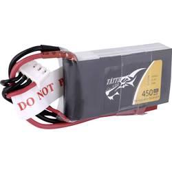 LiPo akumulatorski paket za modele 11.1 V 450 mAh Broj ćelija: 3 45 C Tattu Softcase BEC