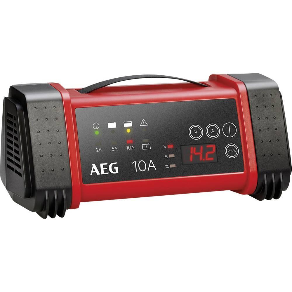 Automatisk oplader AEG LT10 97024 12 V, 24 V 2 A, 6 A, 10 A 2 A, 6 A