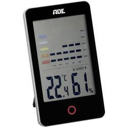 ADE WS1701 termo/higrometer črna