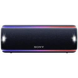 Sony SRS-XB31 Bluetooth® zvočnik AUX, Zunanji zvočnik, NFC, Odporen na prah, Vodoodporen Črna