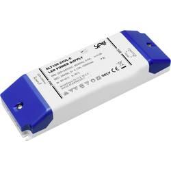 Self Electronics SLT100-24VL-E LED-transformator konstantna napetost 100 W 0 - 4.17 A 24 V/DC brez zatemnjevanja, dovoljena vgra