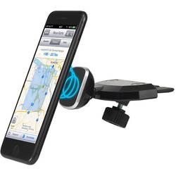 Renkforce KFZ-CD1M držalo za telefon za CD režo, magnetna pritrditev