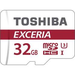 microSDHC-Kort Toshiba Exceria M302 Class 10, UHS-Class 3 32 GB inkl. SD-adapter