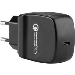 LVSUN QW20-C LS-QW20-C USB napajalnik Vtičnica Izhodni tok maks. 3000 mA 1 x Ženski konektor USB-C™ USB Power Delivery (US