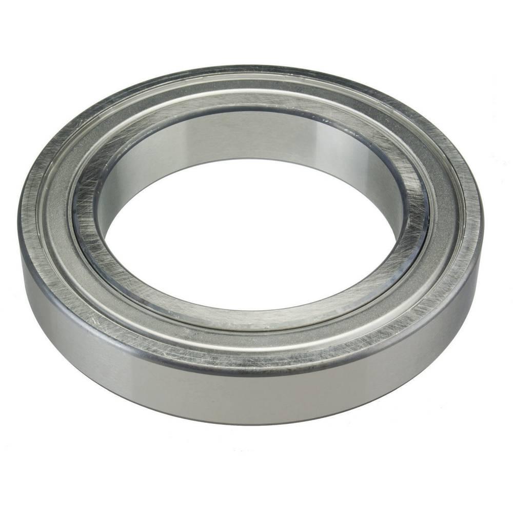 Jednoredni žljebasto-kuglični ležaj FAG 6016-2RSR promjer provrta 80 mm vanjski promjer 125 mm broj okretaja (maks.) 3200 U/min