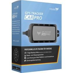 GPS Tracker Amparos S Car Pro Køretøjstracker Sort