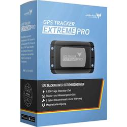 GPS Tracker Amparos S Extreme Pro Køretøjstracker Sort