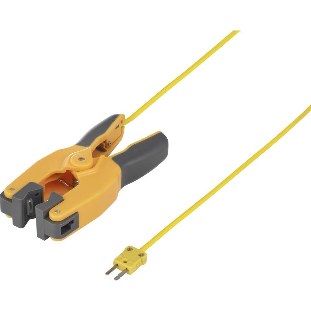 Kleščno tipalo VOLTCRAFT TP-300 0 do 120 °C Tip senzorja K Kalibrirano Tovarniški standardi (lastni)