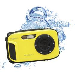 Digitalkamera Easypix W1627 Yellow 16 MPix Gul