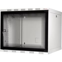19 tommer vægkabinet LogiLink 19 WALLMOUNT SOHO BOX 9U 540*550, GREY, FLATPACK (B x H x T) 540 x 456 x 550 mm 9 U Lys grå (RAL