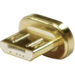 USB 2.0 Adapter LogiLink Guld