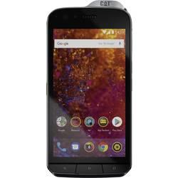 CAT S61 zunanji pametni telefon 64 GB 5.2 palec (13.2 cm) dve sim kartici Android™ 8.0 oreo črna