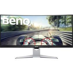 BenQ EX3501R led zaslon 88.9 cm (35 palac) Energetska učink. B (A++ - E) 3440 x 1440 piksel QHD 1440 p 4 ms HDMI™, display