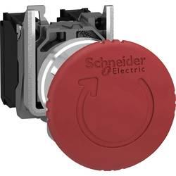 tipka u obliku gljive 240 V 3 A 2 otvarač Schneider Electric XB4BS8444 IP69 1 ST