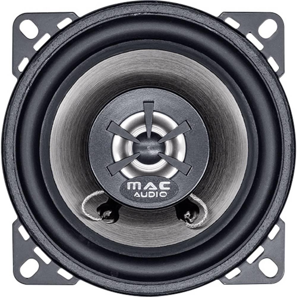 Mac Audio Power Star 10.2 2-sistemski koaksialni zvočniki za vgradnjo 240 W Vsebina: 1 KOS