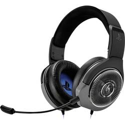 Gaming-headset Afterglow AG6 Over Ear Svart