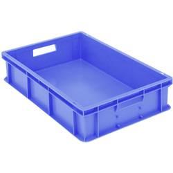 1657968 Classic škatla za shranjevanje z mrežico primeren za prehrano (D x Š x V) 600 x 400 x 130 mm modra 1 kos