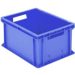 1658345 Classic škatla za shranjevanje z mrežico primeren za prehrano (D x Š x V) 400 x 300 x 215 mm modra 1 kos