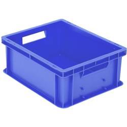 1658744 Classic škatla za shranjevanje z mrežico primeren za prehrano (D x Š x V) 400 x 300 x 153 mm modra 1 kos