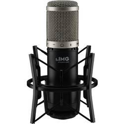 Studijski mikrofon IMG STAGELINE ECMS-90 prenos: žični, vklj. pajek, vklj. zaščita pred vetrom, vklj. torba, vklj. kovček