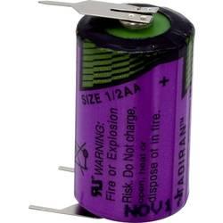Tadiran Batteries SL 350 PT posebna baterija 1/2 AA U-spajkalni zatič litijeva 3.6 V 1200 mAh 1 kos