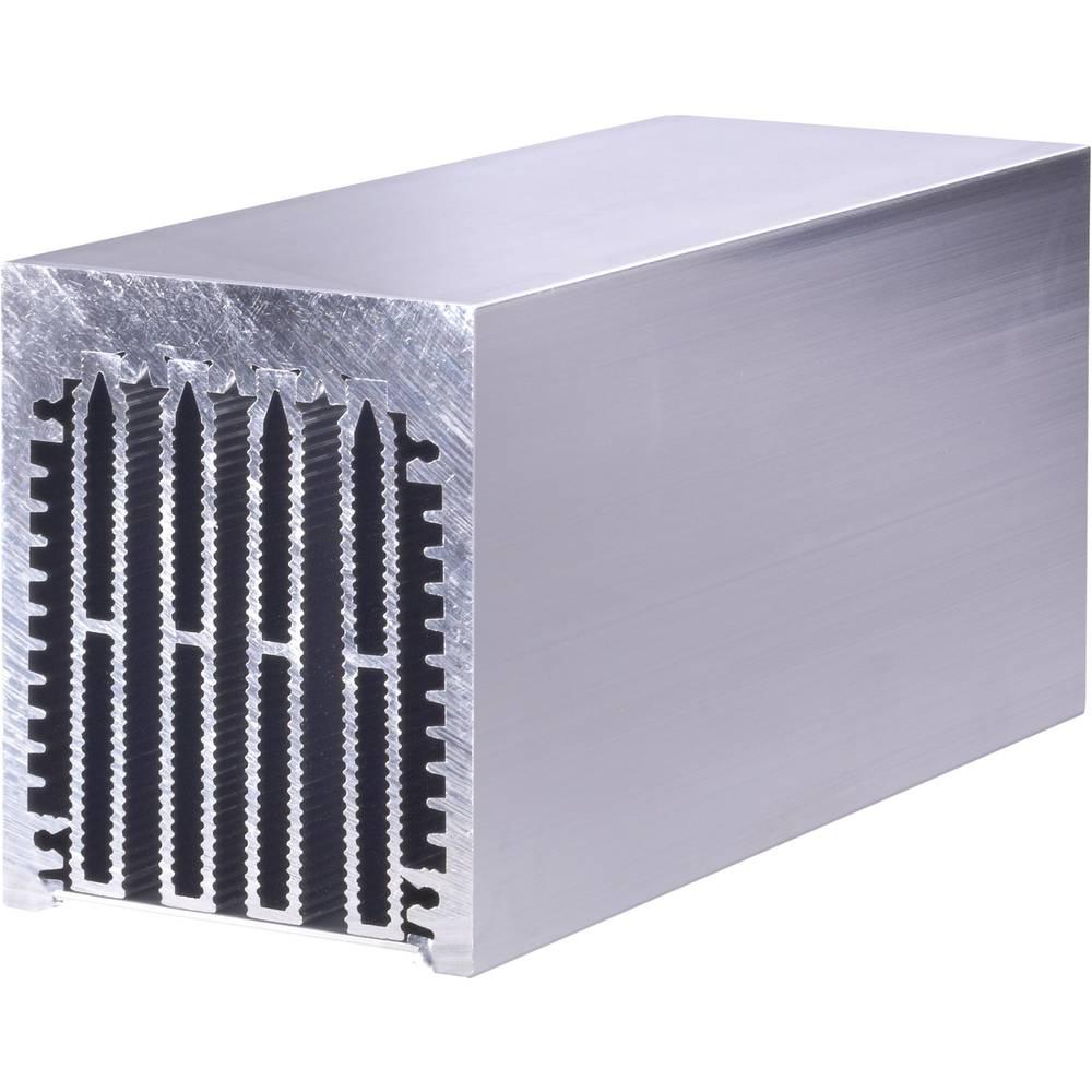 Profilno hladilno telo 0.3 K/W (D x Š x V) 150 x 75 x 62 mm Fischer Elektronik LA 6 150 AL
