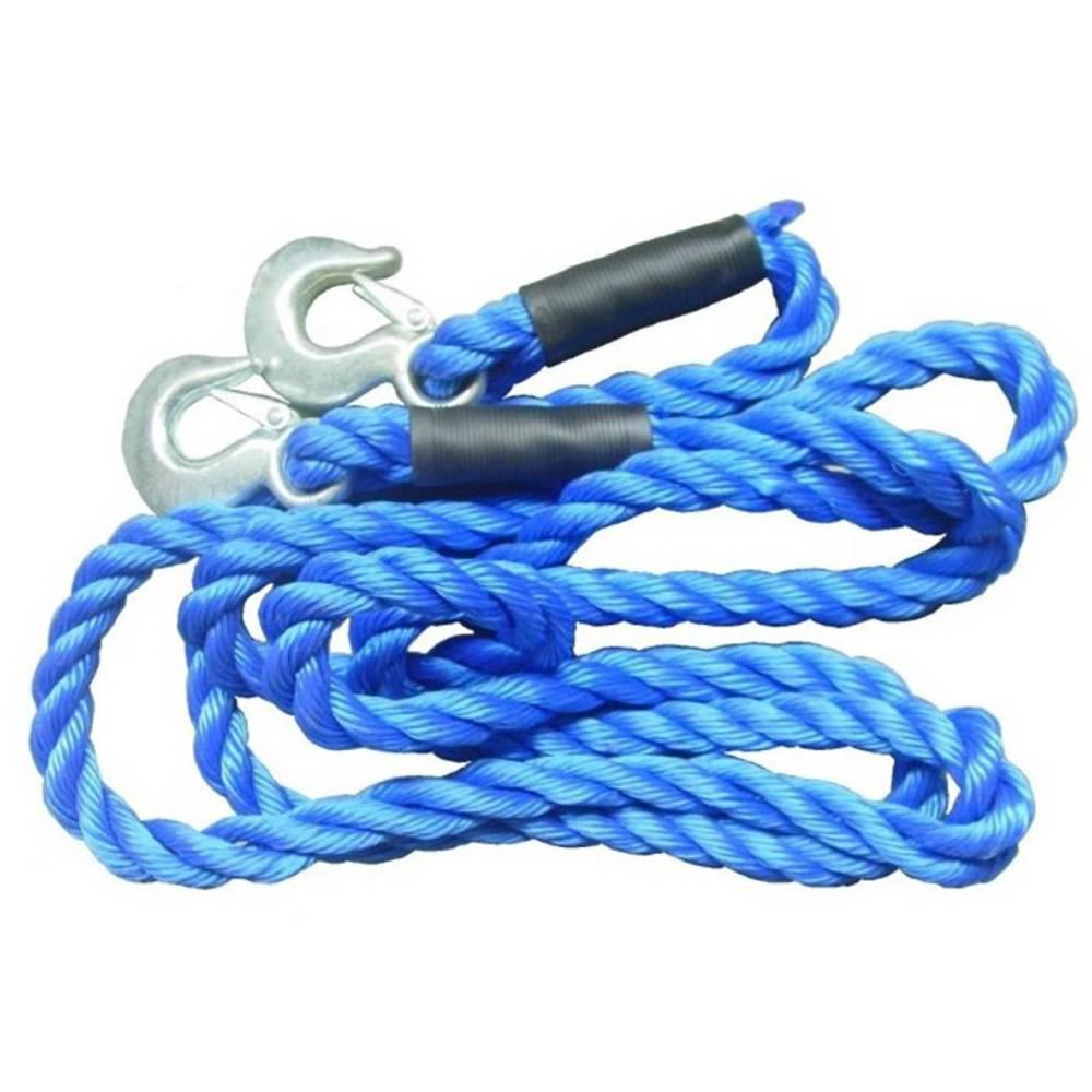Vlečna vrv HP Autozubehör 10294 4000 kg kavelj/kavelj do 4000 kg (premer) 20 mm