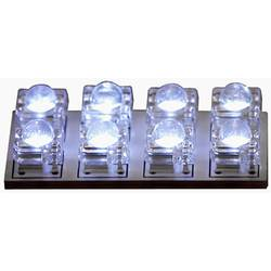 HP Autozubehör 26288 notranja svetilka 12 V LED (D x Š) 40 mm x 20 mm