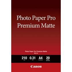 Foto papir Canon Photo Paper Pro Premium PM-101 8657B005 DIN A4 210 g/m 20 listov mat