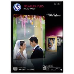 Foto papir HP Premium Plus Photo Paper CR674A DIN A4 300 g/m 50 listov sijoč