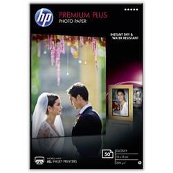 Foto papir HP Premium Plus Photo Paper CR695A 10 x 15 cm 300 g/m 50 listov sijoč