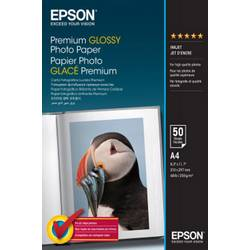 Foto papir Epson Premium Glossy Photo Paper C13S041624 255 g/m 50 listov visoko sijoč