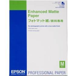 Foto papir Epson Enhanced Photo Paper C13S042095 192 g/m 50 listov mat