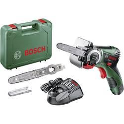 Akumulatorska večnamenska žaga, vklj. dodatna oprema, vklj. akumulator, vklj. kovček 12 V 2.5 Ah Bosch Home and Garden EasyCut 1