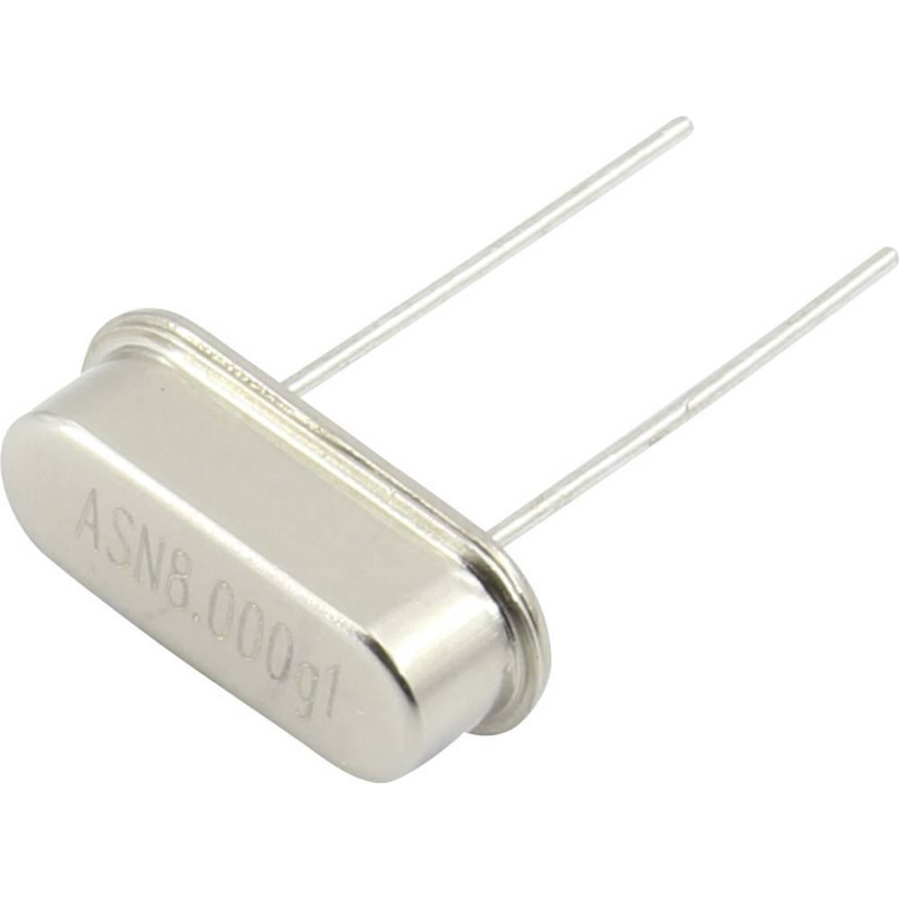 Kremenov kristal TRU COMPONENTS TC-6646092 HC-49/US 8 MHz