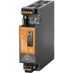 Strømforsyning til DIN-skinne (DIN-rail) Weidmüller PRO TOP1 120W 24V 5A 29 V 120 W