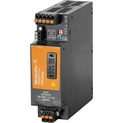 Strømforsyning til DIN-skinne (DIN-rail) Weidmüller PRO TOP1 72W 24V 3A 29 V 3 A 72 W