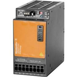 Strømforsyning til DIN-skinne (DIN-rail) Weidmüller PRO TOP1 480W 48V 10A 56 V 10 A 480 W